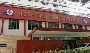 Hospital Ophir Loyola reduz em 65% a lotação na urgência e emergência