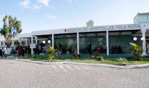 Emergência do Hospital Vila Nova será reinaugurada