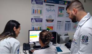 Hospital Estadual de Urgência e Emergência é destaque em projeto que reduz superlotação
