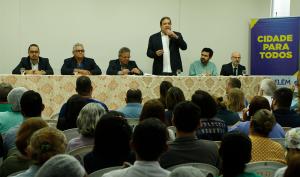 Prefeitura de Belém e Hospital Sírio-Libanês assinam termo de cooperação técnica