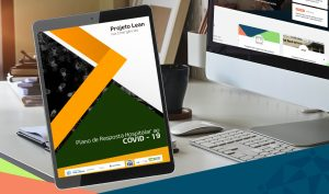 E-book: Plano de Resposta Hospitalar ao Covid-19