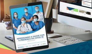 """E-book """"Repensando a saúde com a presença da COVID-19: lições e desafios"""""""