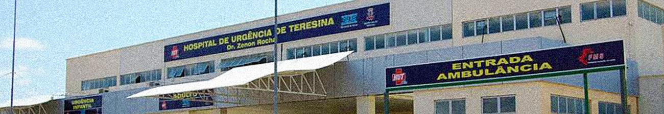 Hospital de Urgência de Teresina Prof. Zenon Rocha