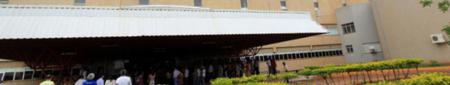 Hospital Regional de Mato Grosso do Sul Rosa Pedrossian
